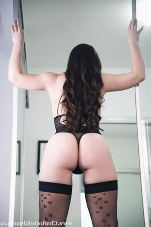 Ginnette live escort in Foster City